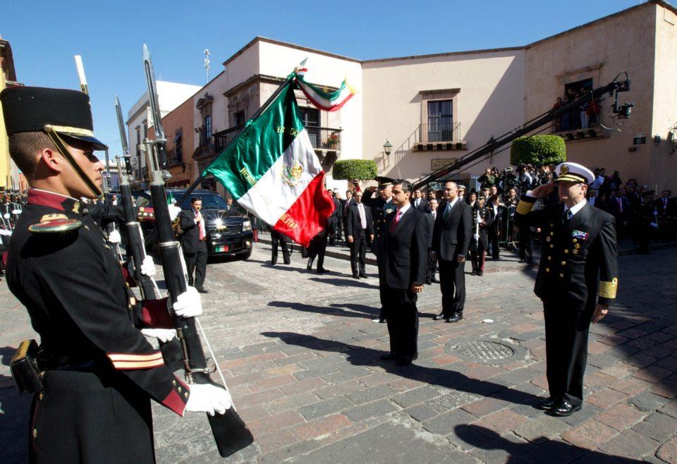 dia constitucion mexicana