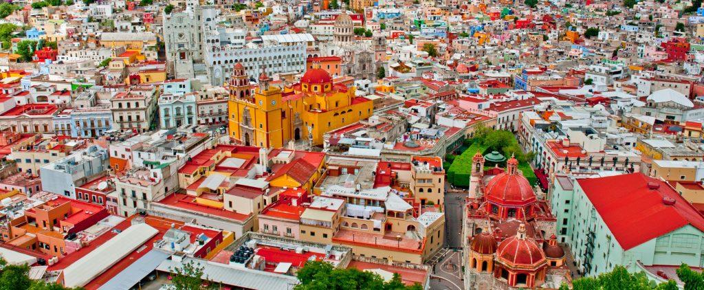Guanajuato-puentes