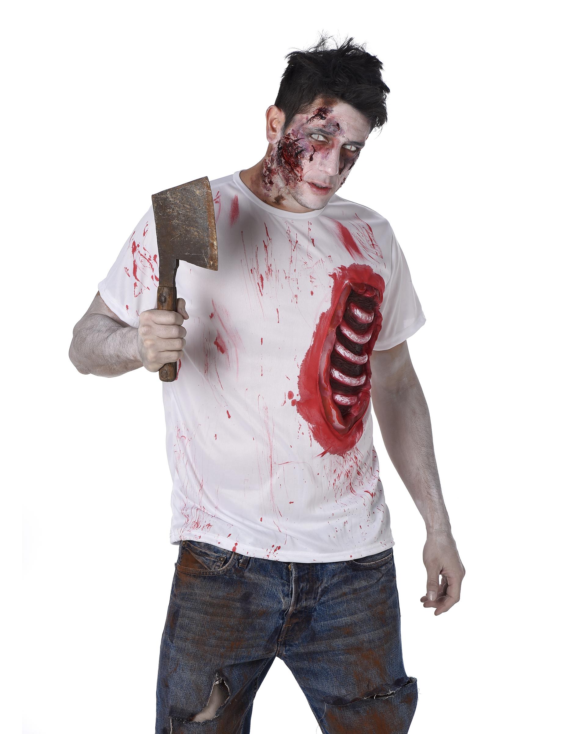 disfraz zombie