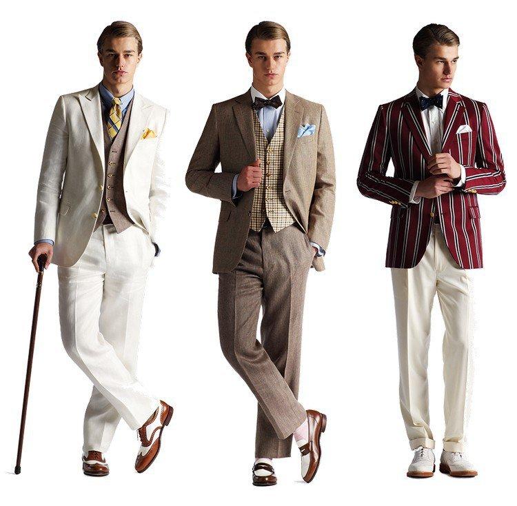 disfraces anos 20 hombres